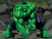 Hulk Central Smashdown